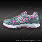 Asics Gel Kayano 18 Womens Running Shoes T250N-9735