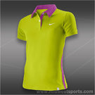 Nike Girls Border Polo 403581-333