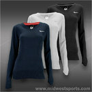 Nike Womens Knit Sweater