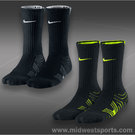 Nike Performance Cushioned Crew Sock (2 Pack)