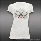 Love All Love The Game T-Shirt LTG230-WT