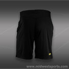 Asics 10 Inch Knit Short-Black