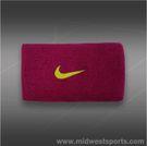 Nike Swoosh Doublewide Wristbands NNN05-633OS