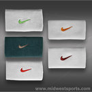Nike Tennis Double Wide Wristband
