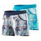 adidas Girls Melbourne Line Short