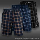 adidas Essentials Plaid Bermuda Short
