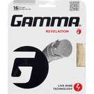 Gamma Live Wire Revelation 16G Tennis String