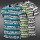 Nike Dri Fit Touch Printed Henley