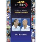 Sampras vs Agassi US Open 2002 DVD