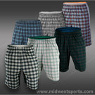 Nike Gladiator 10 Inch Plaid Short