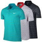 Nike Court Sphere Striped Polo