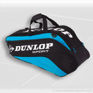Dunlop Biomimetic Tour 6 Pack Blue Tennis Bag