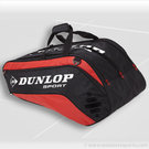 Dunlop Biomimetic Tour 10 Pack Red Tennis Bag