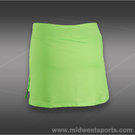 JoFit Morocco Knit Skirt-Neon Green