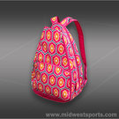 All For Color Moroccan Tile Tennis Backpack