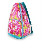 All For Color Tennis Backpack - Aloha Paradise
