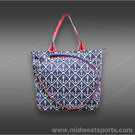 All For Color Classic Anchor Tennis Tote