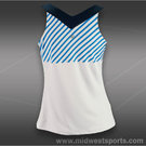 Tail Break Point V-Neck Racerback Tank