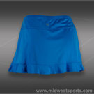 Tail Break Point Ruffle Skirt