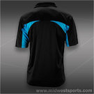 Fila Mens Center Court Printed Polo TM123R42-001