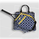 Ame and Lulu Tennis Tour Bag - Canary