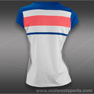 Fila Heritage V-Neck Cap Sleeve Top
