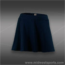 Tail Cross Court Flounce Skirt