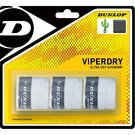 Dunlop Viper Dry Tennis Overgrip 3 Pack