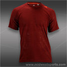 adidas mens Elite Short Sleeve Crew