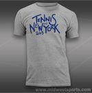 Wilson Tennis in NYC T-Shirt