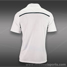 Wilson Specialist Chest Stripe Polo-White