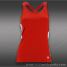 Wilson Team Tank II - Red