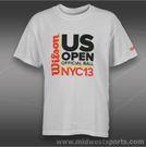 Wilson Tennis NYC Logo T-Shirt