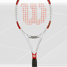 Wilson Six One 95S (18x16) Tennis Racquet