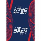 Wilson US Open Authentic Towel WRZ528600