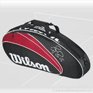 Wilson Federer 3 Pack Tennis Bag WRZ833203