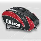 Wilson Federer 12 Pack Tennis Bag WRZ833212