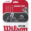 Wilson Savage Duo Hybrid Tennis String
