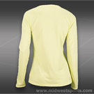 New Balance Heathered Long Sleeve Top