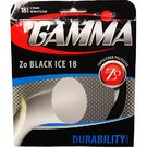 Gamma Zo Black Ice 18G Tennis String