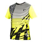 Athletic DNA Boys Match Crew - Road Warrior Yellow