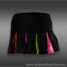 Lucky in Love Girls Rainbow Pleat-o-Rama Skirt
