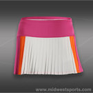Lucky in Love Pleat Skirt