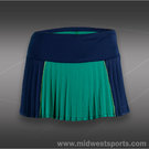 Lucky in Love Jade Pleated Skirt