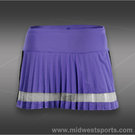 Lucky in Love Navajo Pleat Skirt