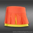 Lucky in Love Petal Power Layered Skirt-Orange