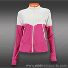 Lucky in Love Pink Tennis Jacket