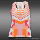 Lucky in Love Shape Print Tank