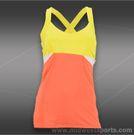 Lucky in Love Petal Power Cami Tank-Orange