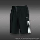 adidas Boys Response ClimaLite Bermuda Short-Black